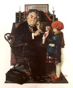 Doctor and Doll - 1929