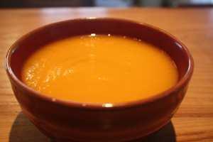 Soupe carottes-céleri./ Photo DR Lexie Swing