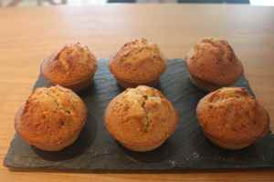 Pour dix financiers taille muffins./ Photo DR Lexie Swing