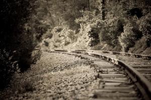 C'est le 100e, on est sur les rails./ Photo Antonin Remond
