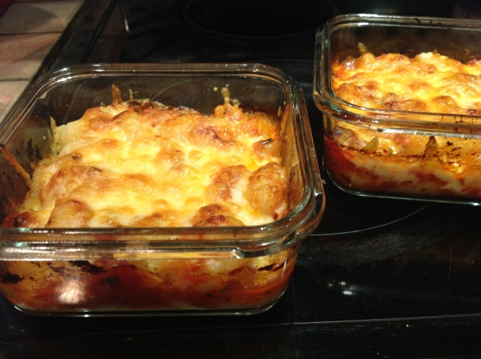 Généreuse mozzarella./ Photo DR Lexie Swing