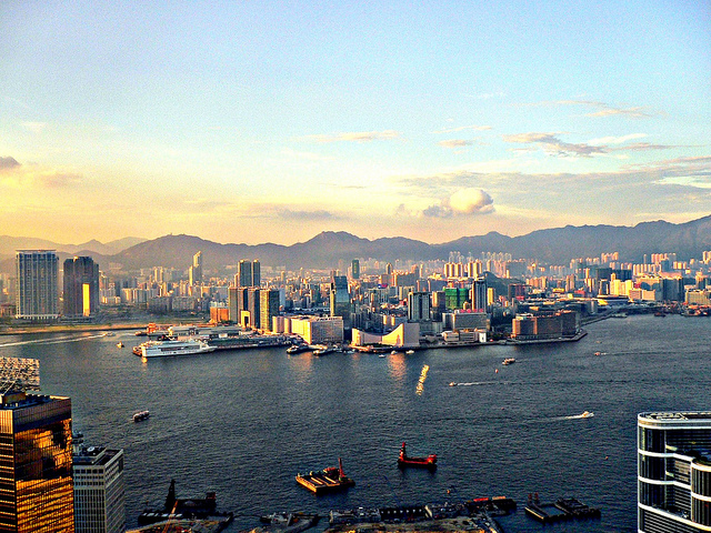 Hong-Kong./ Photo Herry Lawford