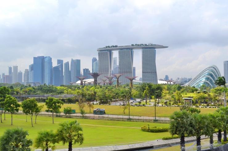 Singapour./ Photo DR Eva B.