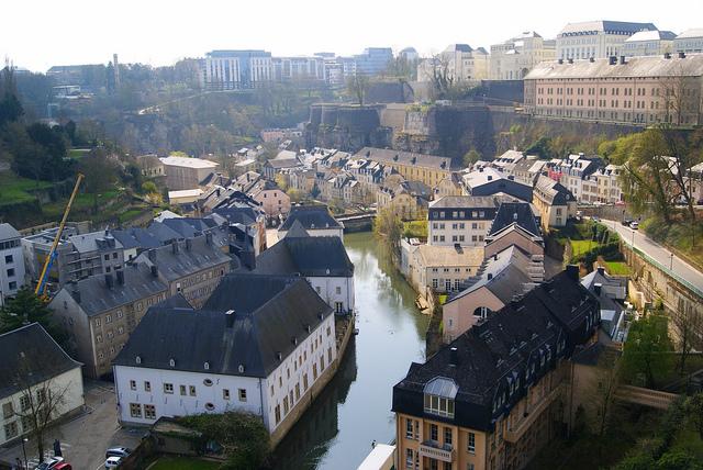 Luxembourg./ Photo Tony B.