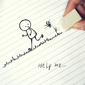 Help me./ Photo Vdtainfo
