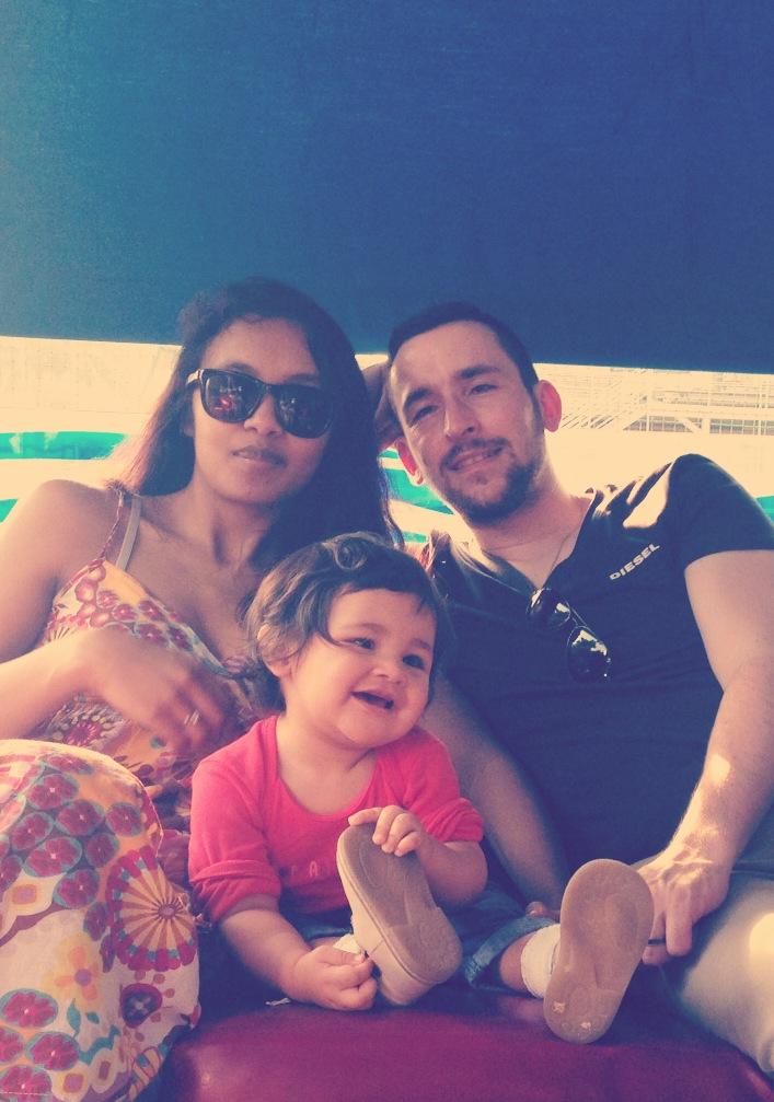 La famille de Fafa./