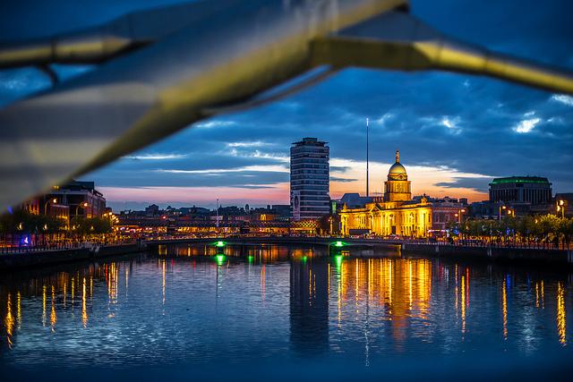Dublin./ Photo Giuseppe Milo