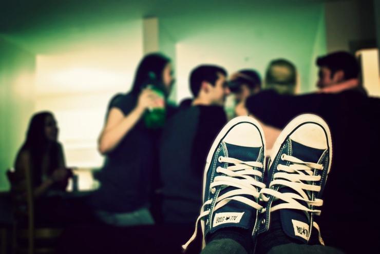 Party./ Photo Fe llya