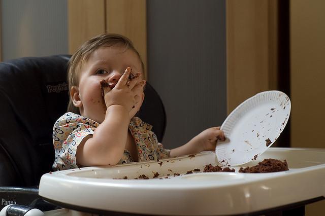 Birthday cake./ Photo Lars Plougmann