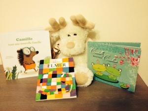Caribou vous présente sa sélection de livres sur la tolérance./ Photo DR Lexie Swing