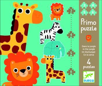 Primo puzzle de Djeco