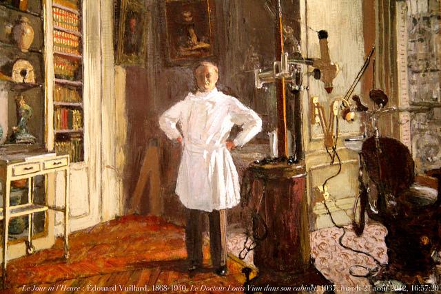 Le Jour ni l'Heure, d'Édouard Vuillard./