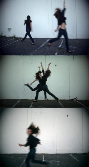 En dansant./ Photo Jane Rahman