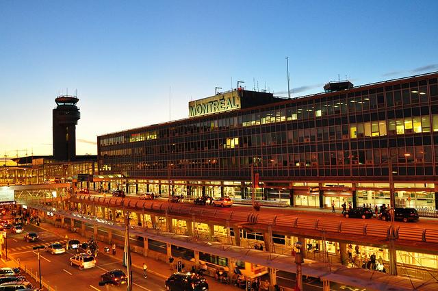 Aéroport nous voilà./ Photo  abdallahh