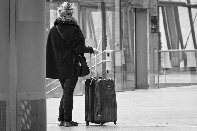 Waiting./ Photo Samson Benjamin
