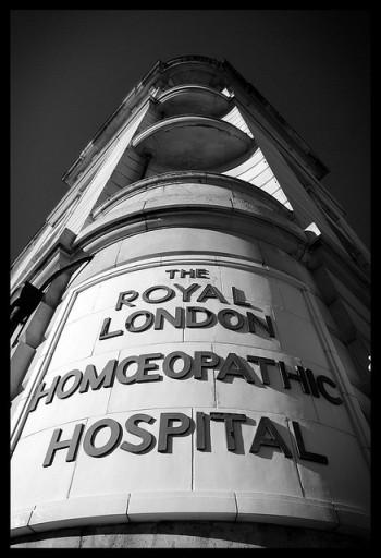 Hôpital dédié?./Photo widdowquinn
