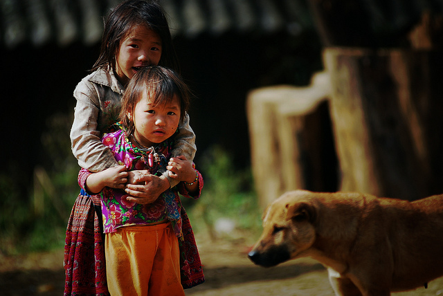 S'aimer et se le dire./ Photo  Tam Tran