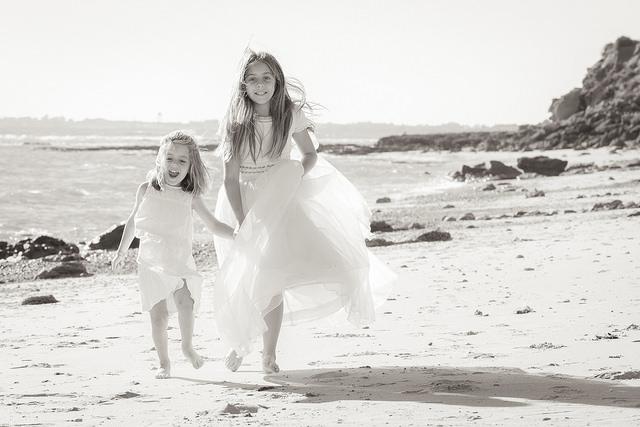 Deux soeurs./ Niklas Montelius