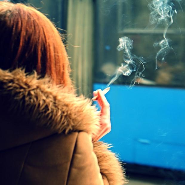 Smoke./ Photo Jurek D.