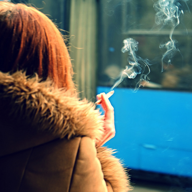 Smoke./ Photo Jurek D.