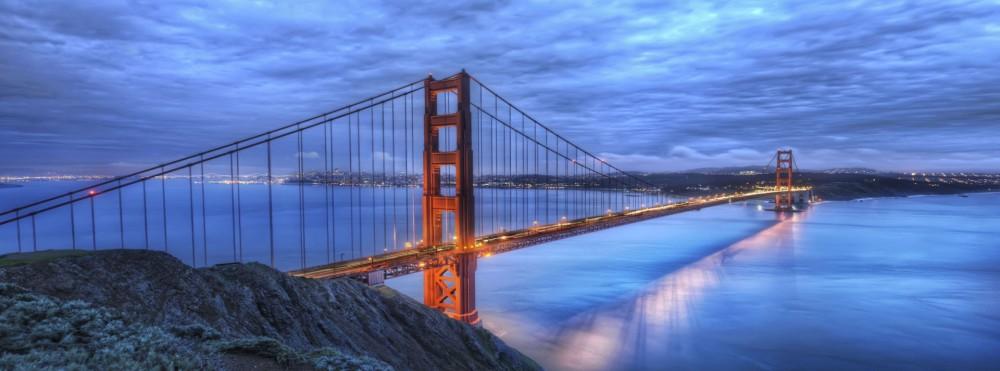 Un pont entre deux mondes./ Photo MFE