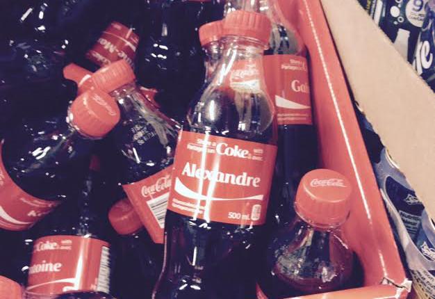 Pause coca./ Photo DR Lexie Swing
