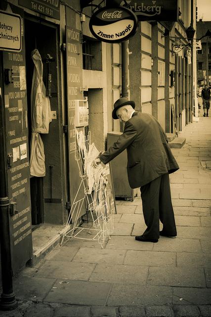 Old man./ Photo bkang83