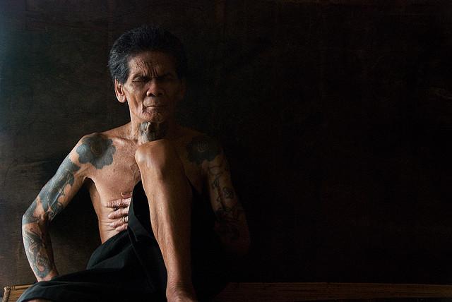 Old man./ Photo Jess Cheng