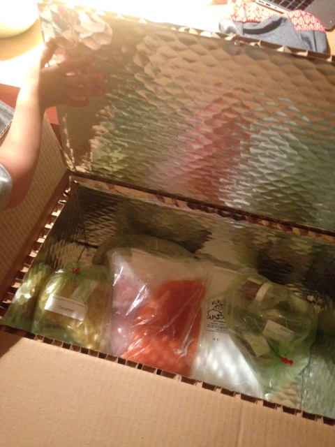 Carton, ouvre toi!/ Photo DR Lexie Swing