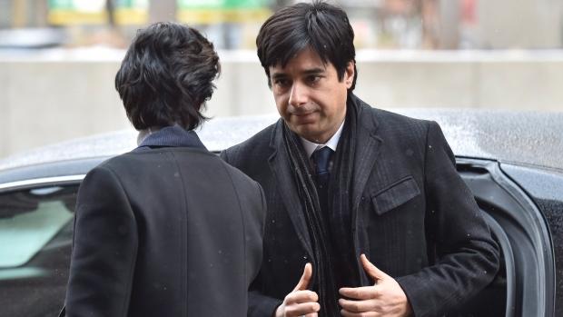 Affaire Ghomeshi./ Photo CBC