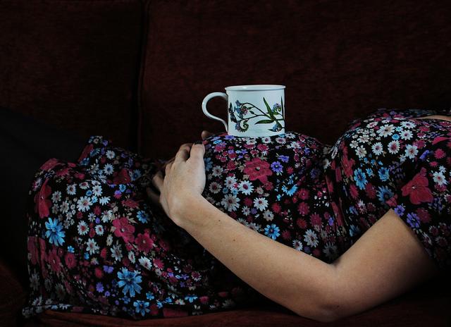 Pregnancy time./ Photo Steph