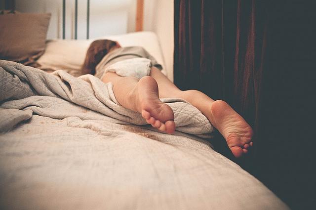Asleep? It will not last!/ Photo Amanda Tipton