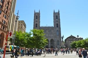 Basilique Notre-Dame./ Photo DR Lexie Swing