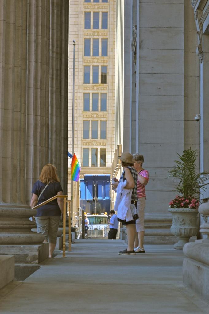 Musée de la Banque de Montréal./ Photo DR Lexie Swing