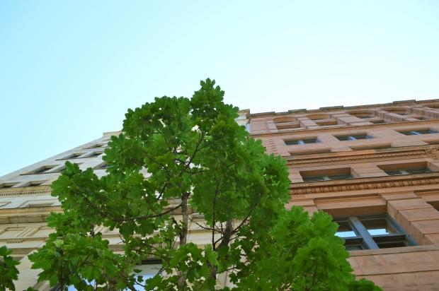 Belles façades./ Photo DR Lexie Swing