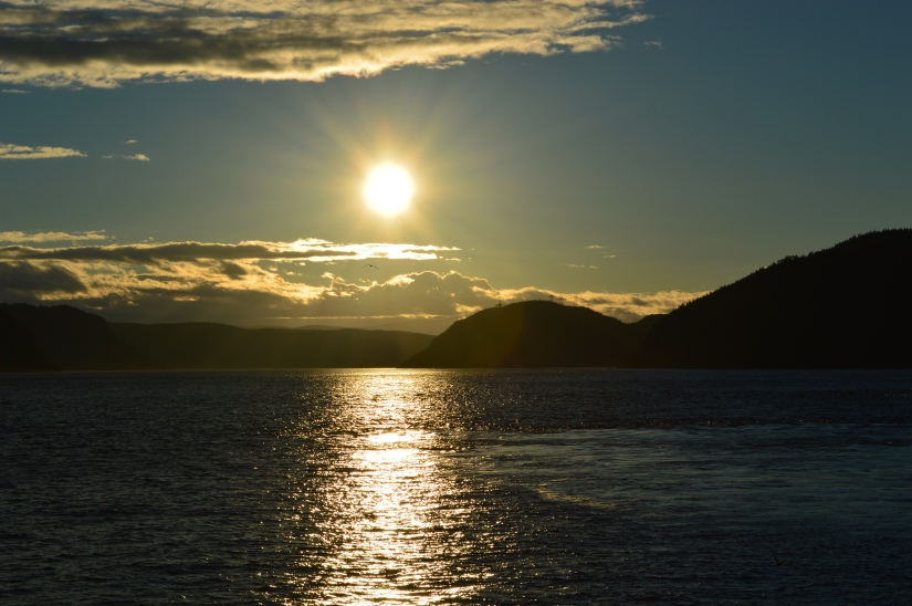 Depuis le ferry./ Photo DR Lexie Swing