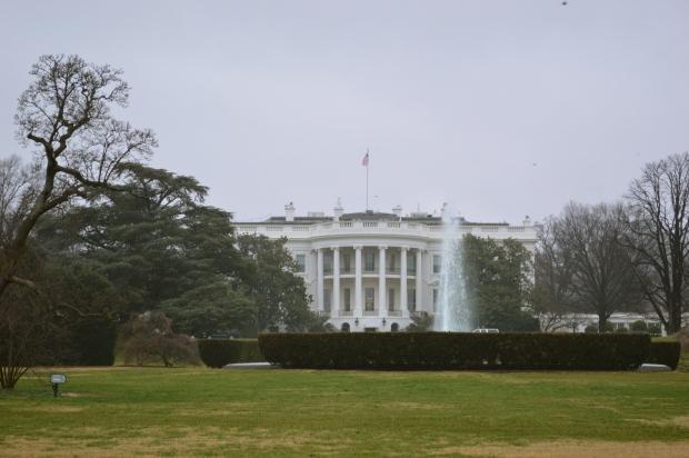 La Maison Blanche, Washington