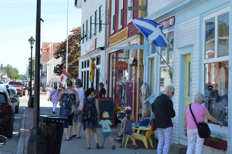 Ville Nouveau Brunswick