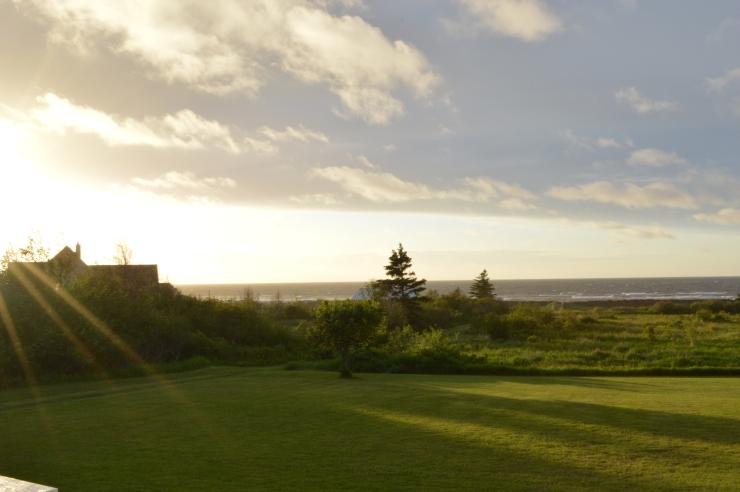 Coucher de soleil Nouveau Brunswick